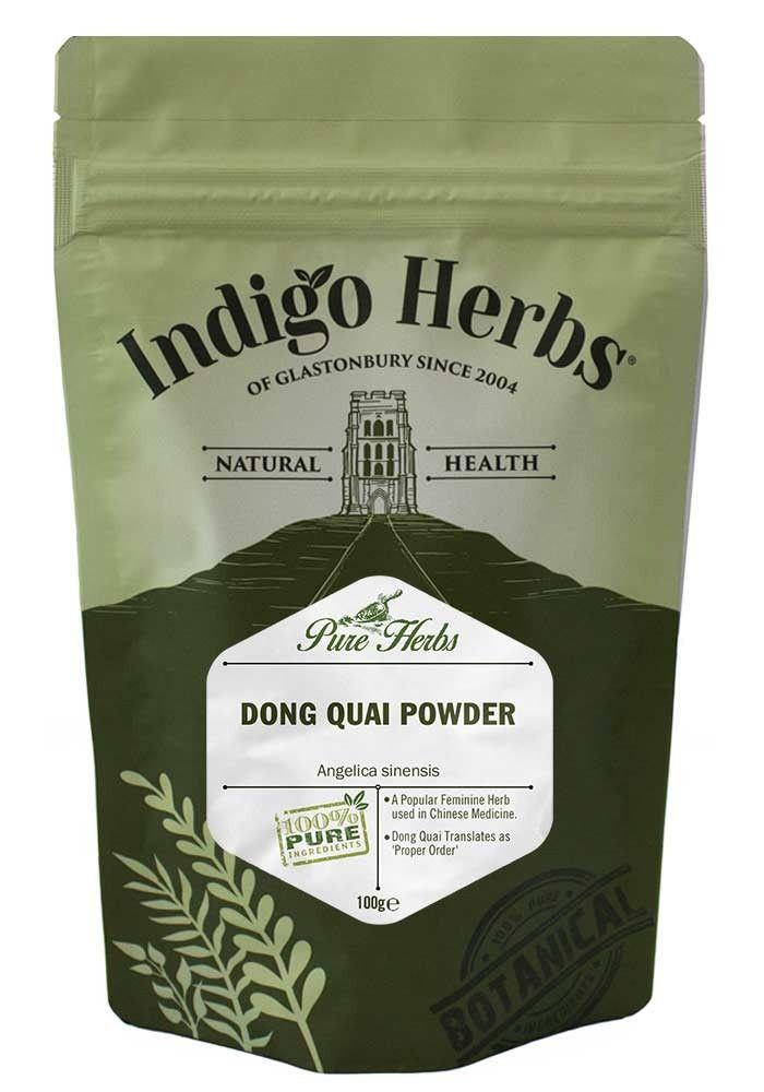 Dong Quai Powder (Angelica sinensis) 100g