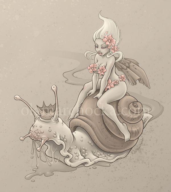 Ilustrações de Aleksandra Marchocka