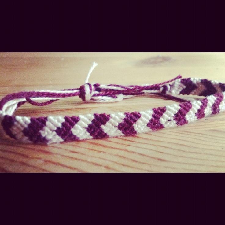 Friendship bracelets DIY