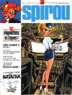 couverture journal spirou - Recherche Google
