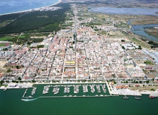 Vila Real de Stº António Pombalina, férias sempre bem passadas