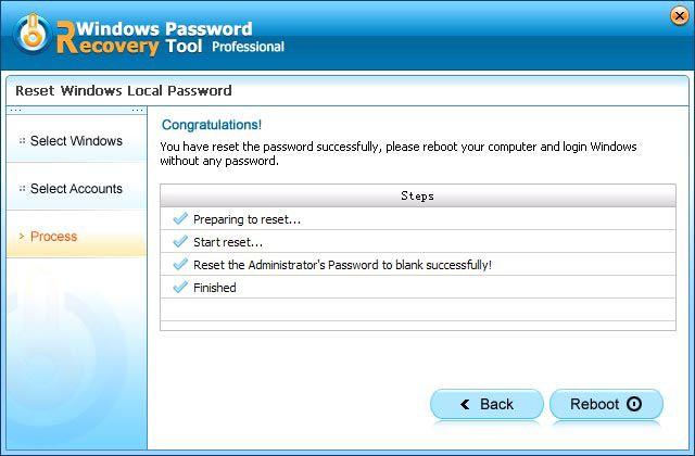 how to break windows password