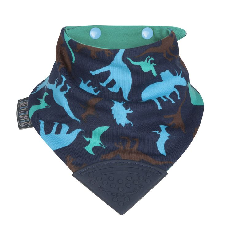 Cheeky Chompers Neckerchew Dribble Bib – Bug's Mumma