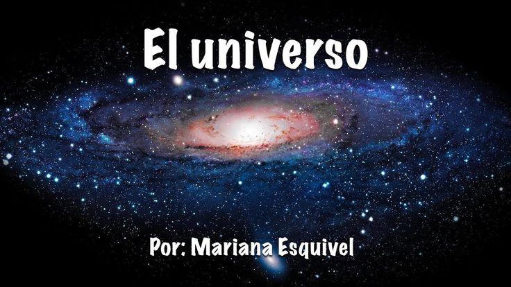 Qué es el Universo. Explicación para niños.
