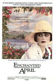 "Enchanted April, 1991: Caroline:"" It's odd how ones mind slips sideways in a place like this."""
