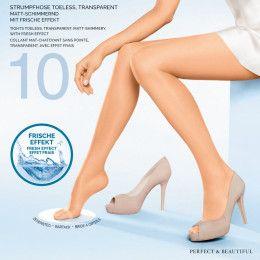 Kunert Fresh-Up 10 toeless