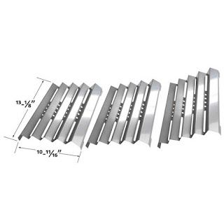 Grillpartszone- Grill Parts Store Canada - Get BBQ Parts,Grill Parts Canada: Fiesta Heat Plate | Replacement 3 Pack Stainless S...