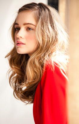 Le sigh, effortless looking dream hair!