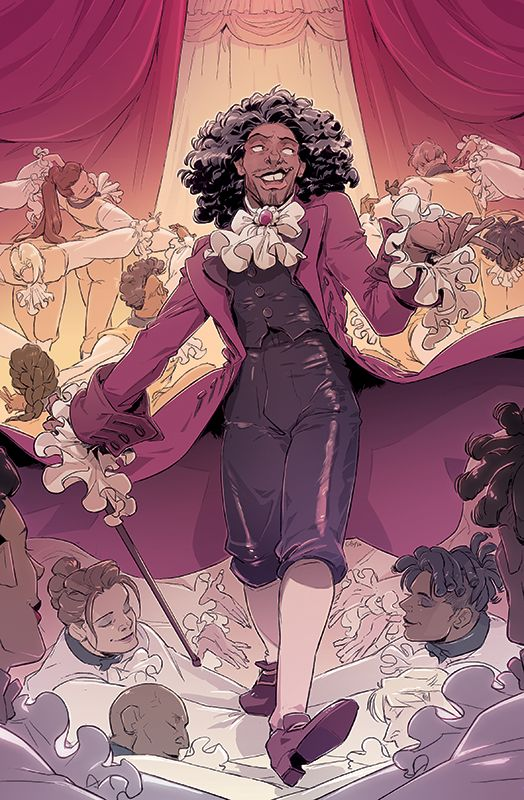 """What'd I Miss?""   Ham4Pamphlet: 45 Illustrators Draw the 46 Tracks of the ""Hamilton"" Cast Recording — Arielle Jovellanos"