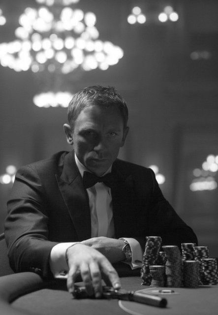 Classic Bond.: Daniel Craig, Jamesbond, Film, James Bond, James D'Arcy, Danielcraig, Bond 007, Casino Royale, Bond James