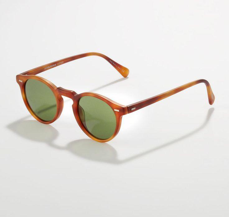 Carretto SunglassesMatte Peoples Peck Oliver Gregory VzqpUMSG