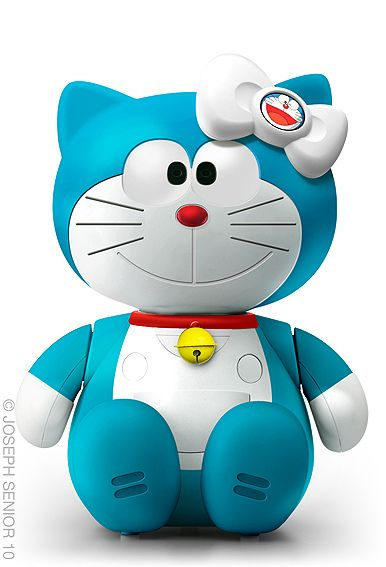 Hello Other Kitty 01 by yodaflicker, via Flickr