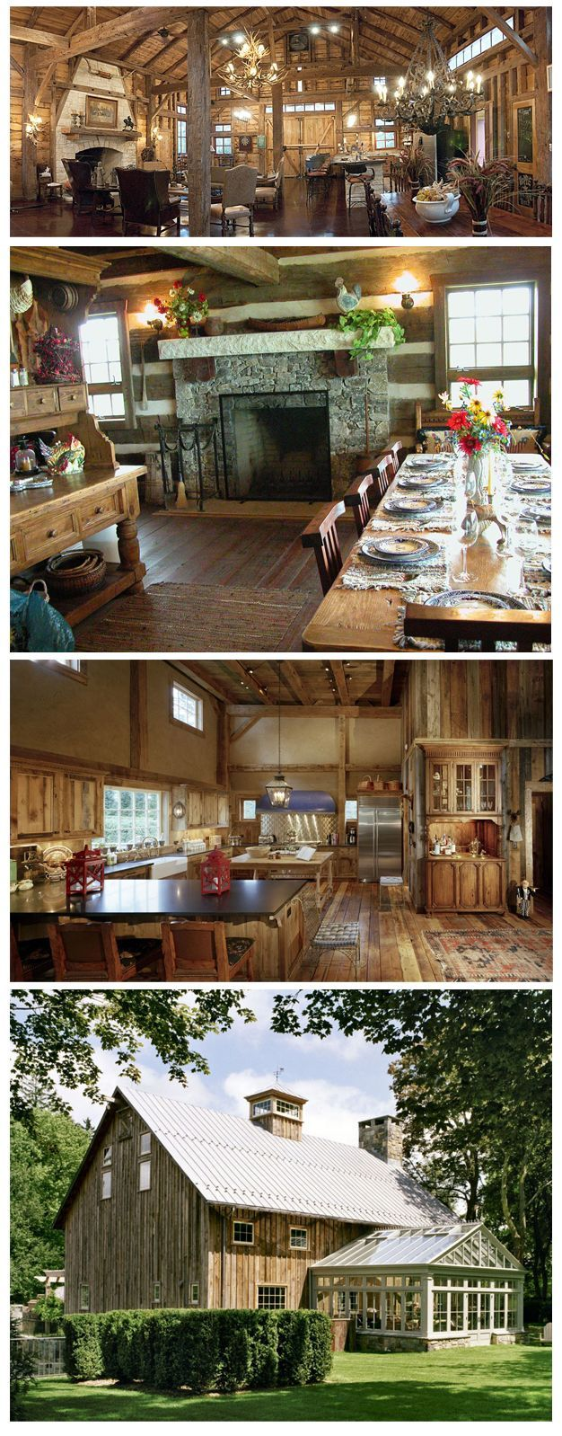 Dream Barn Home Juliet Jones fine
