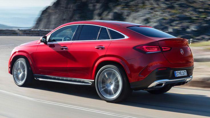 Neues Mercedes GLE Coupé – Jetzt ist das Heck endlich schön