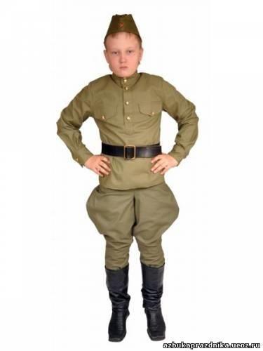 Выкройки военный костюм