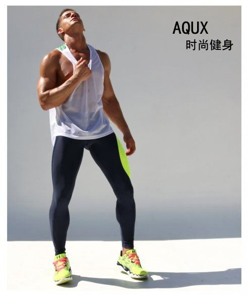 Best Quality Wholesale Mens Sport Long Sexy Tight Pants Gym Fashion Full Length Pants Penis Men Male Harem Trousers Casual Pencil Sweatpants Stretch At Cheap Price, Online Pants | Dhgate.Com