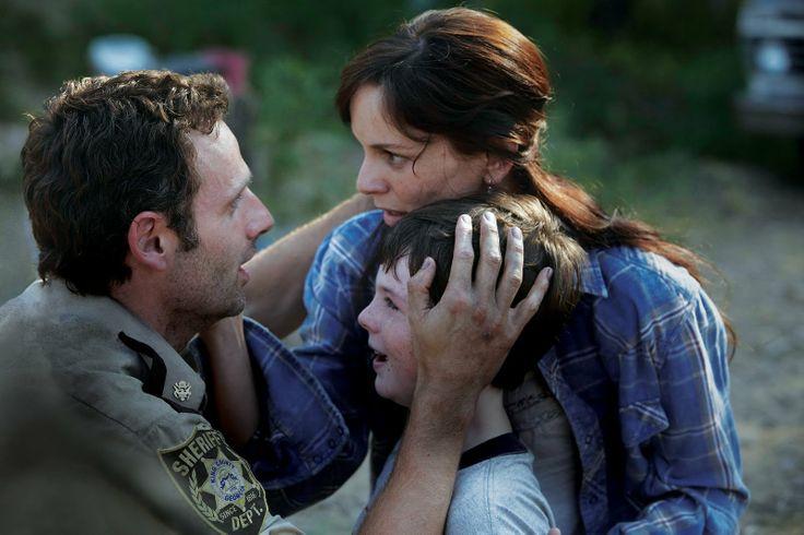 walking dead photos | Walking Dead S1.03 Tell it to the frogs : Actu Film