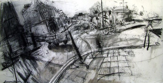 Kate Downie - Artist - Archive Gallery