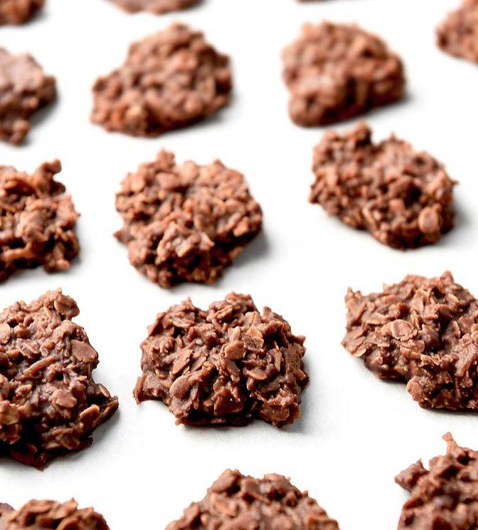 Chokladkokoskakor