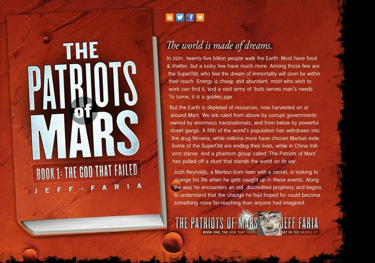 page on about.me – http://about.me/patriotsofmars