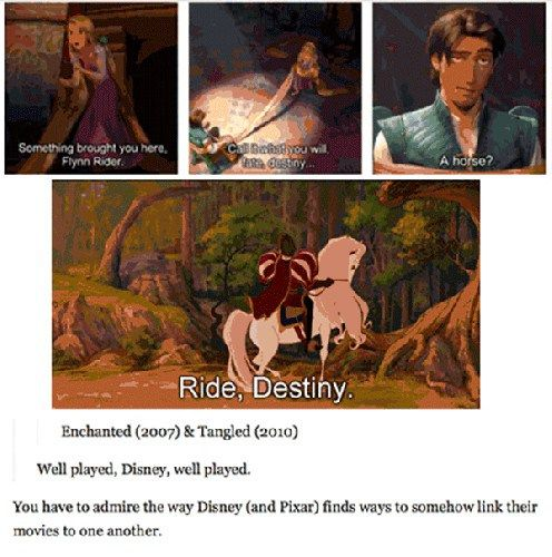 Tumblr knows how to nail a conversation about Disney (27 Photos) : theCHIVE