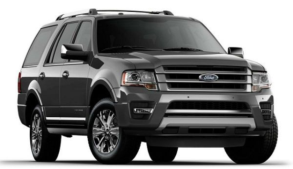 2016 Ford Expedition Black