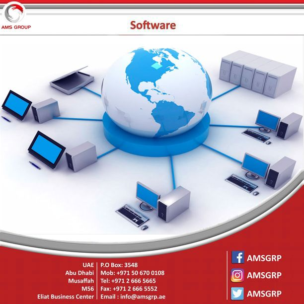 IT Services Software Website Mobile Applications Computer Devices & Accessories Servers Security Surveillance systems Camera's - CCTV