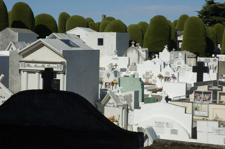 Punta Arenas Cemetery — Punta Arenas, Chile | 15 Drop-Dead Gorgeous Cemeteries From Around The World