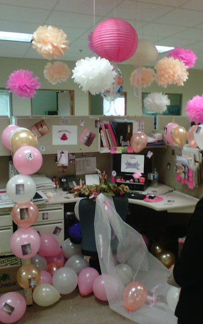 28 More Coworkers Birthday Decorations Office An