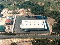"""Bonares presenta una solicitud para la modernización del polígono industrial """"El Corchito"""""""