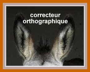 Correcteur orthographique : une étude comparative enrichie de liens sélectionnés.