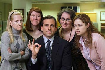 """Which Lady From """"The Office"""" Are You? This ones for you, Sophie @winx1o"""