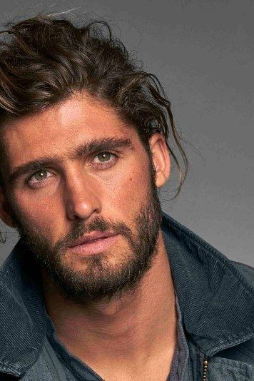 Meet the Male Model Who's the Brand-New Face of Abercrombie & Fitch