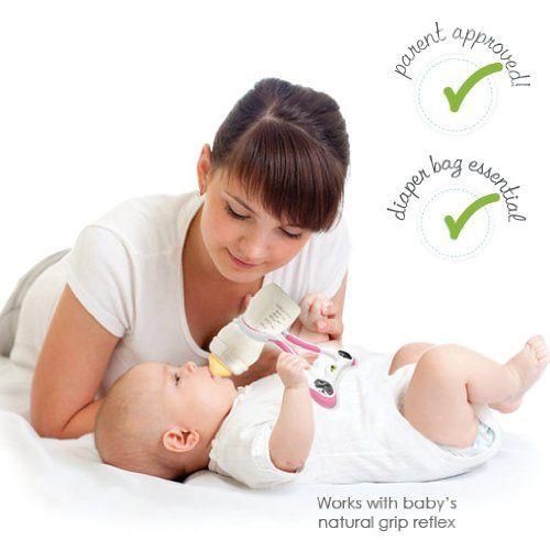 55 best Baby bottle holder images on Pinterest   Baby ...