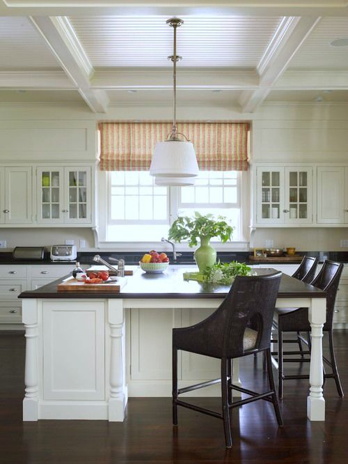 The Country House Wainscoting Moldings Love The Island