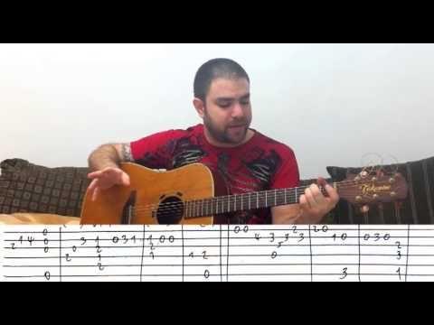 Mais uma video aula de violão do canal LickNRiff com a música tema do filme O Poderoso Chefão (Godfather). O video é em inglês, mas tá fácil  de entender e ainda tem a tablatura para baixar.
