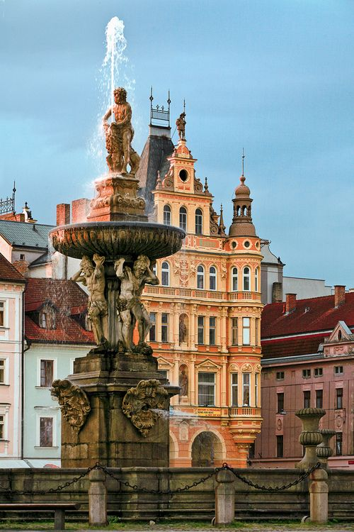 Ceske Budejovice, Czech Republic ... Book your own journey via www.nemoholiday.com or czech.superpobyt.com