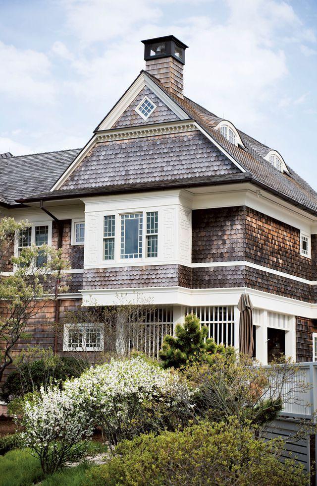 132 Best Houses Shingle Style Images On Pinterest
