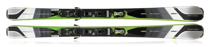 Elan's Amphibio WaveFlex 88 XTi Fusion skis are looking good as my all-mountain boards for this year.  I particularly like the integrated binding system, which is hard to find in a ski this wide (136-88-116, 17.2m radius in 178cm length).