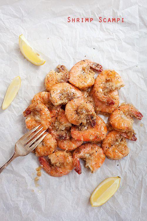 Hawaiian Shrimp Scampi (Garlic Butter Shrimp)