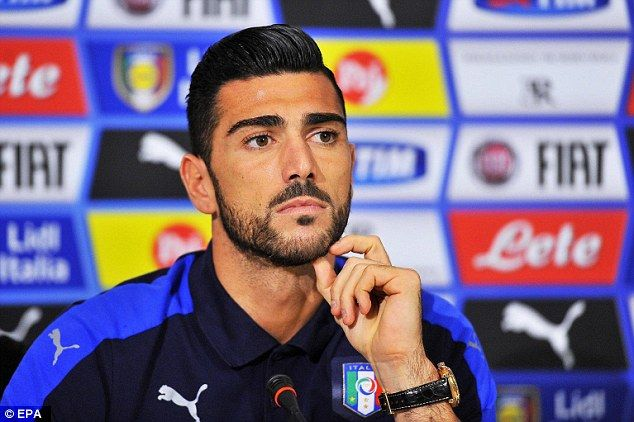 Homesick Italy striker Graziano Pelle hints at Southampton exit
