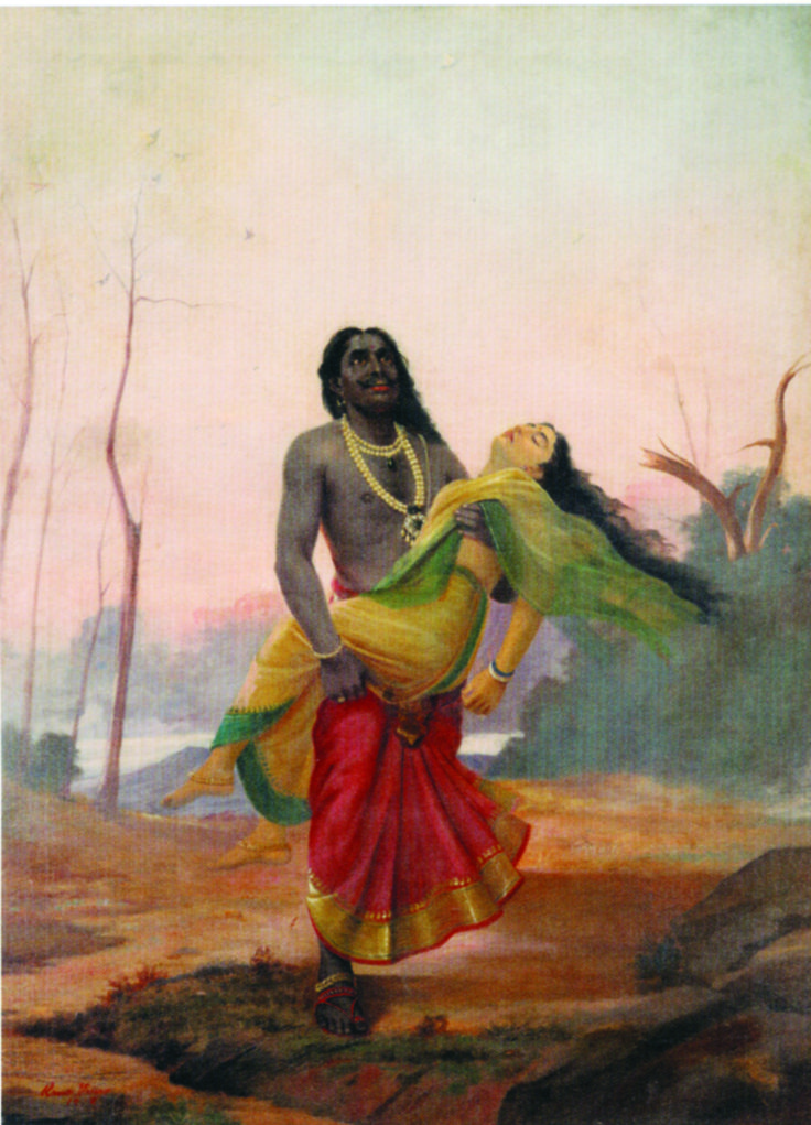sita in the ramayana Sita is one of the principal characters in the ramayana, a hindu epic named after her husband rama according to the first ramayana ever written by sage valmiki, she was the adopted daughter of.