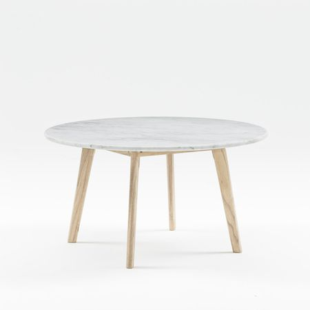 Marble Dining Table 120cm - Harpers Project