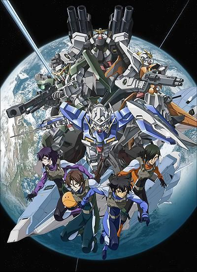Gundam 00. You didn't think I wouldn't watch Gundam eventually did you? Gundam 00 is nice excuse for Mecha action, with an interesting political subplot to boot. I would recommend this to any Mecha genre lover. (WATCHED IN JAP/W ENG SUB). P.S. The feature film is absolutely awful though. A shame considering it's potential.