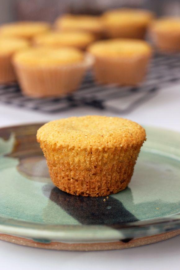 vegan cornbread muffin recipe