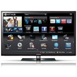 TV Samsung 32 Polegadas Led Full HD, Conversor Digital, Modelo UN32D5500