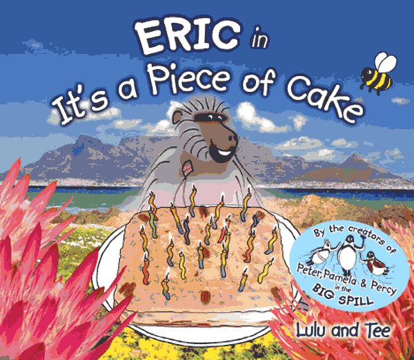 Visit Cape Town with this wonderful true story of Eric the Baboon ....