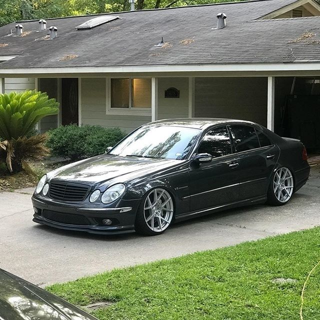 Pin By Mohammed Faisal On Mercedes Benz Amg With Images: Mercedes E55 Amg, Mercedes