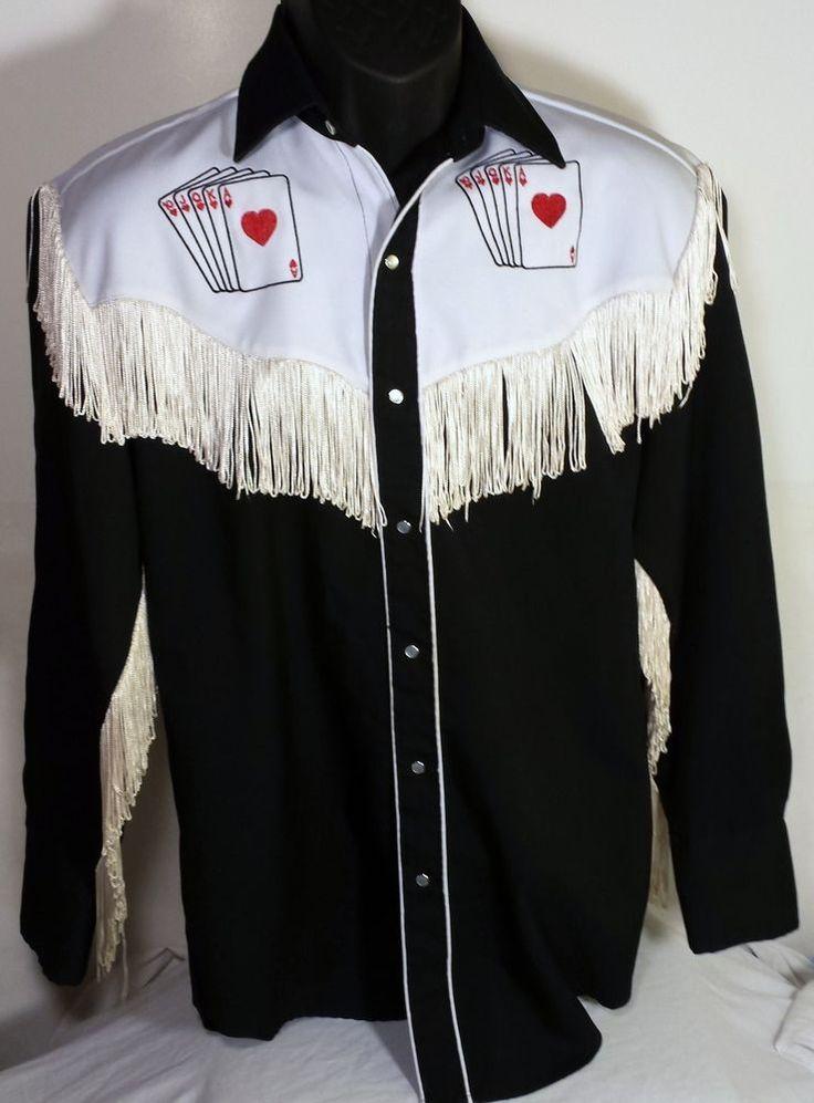 Tribal Print Mens Shirts