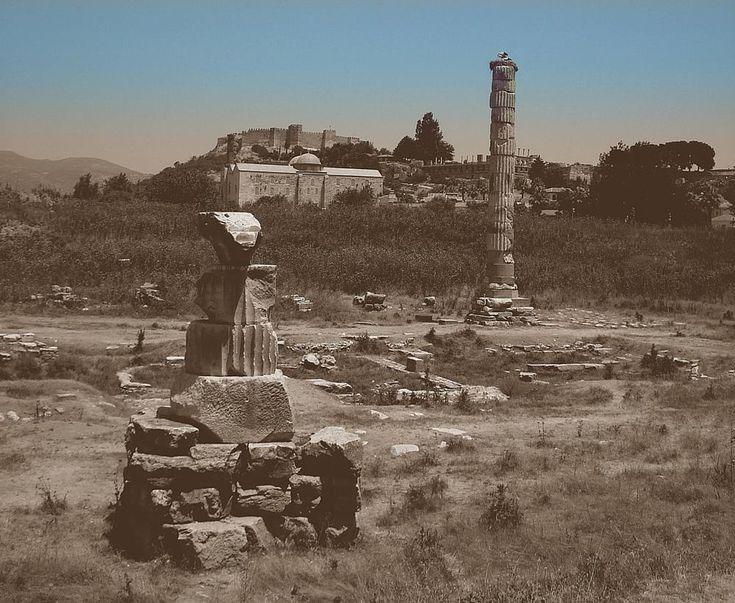Temple of Artemis by mircea.fotograf.az